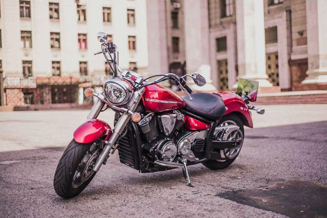 Мотоцикл, круизер, V Star XVS 1300