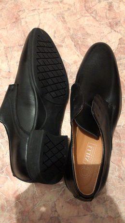 Новые туфли кожа продам