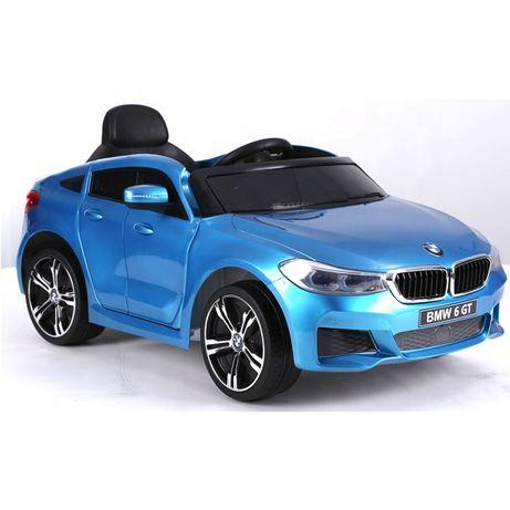 Masinuta electrica Bmw Seria 6 GT 60W 12V STANDARD #Albastru