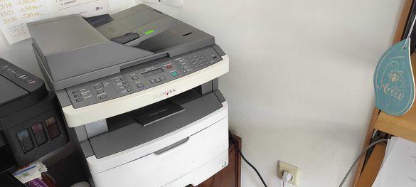 Лазерен принтер Lexmark Лексмарк