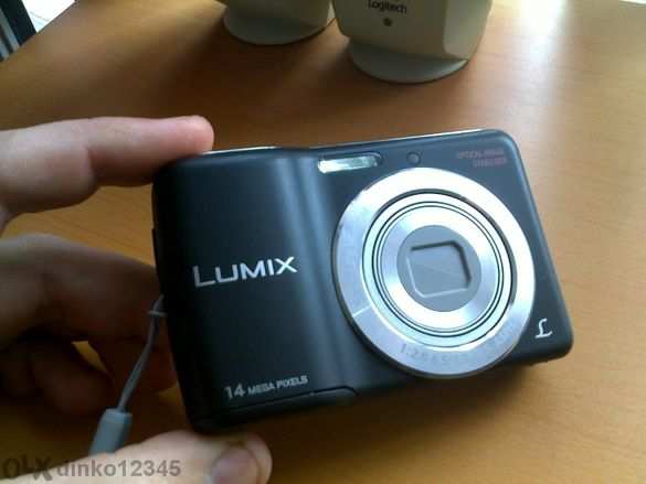 фотоапарат Panasonic Dmc-ls5