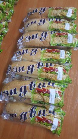 Продам готовый действующий бизнес, изготовление и продажа сэндвичей