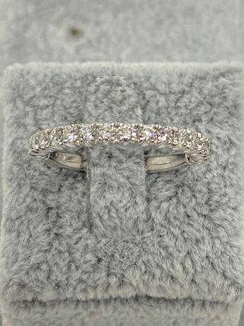 Inel din aur cu diamante naturale pret fix.