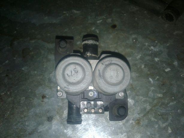 электроклапан управление отопителем