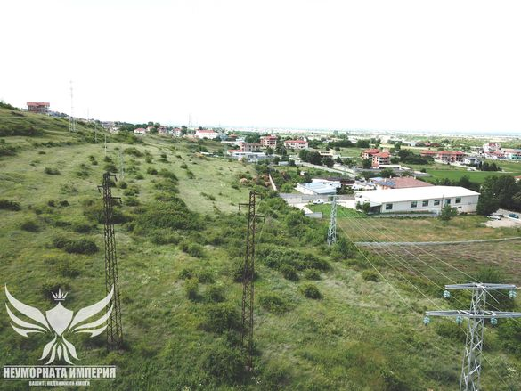 Продавам земеделска земя 2016кв.м. в гр.Асеновград кв.Запад