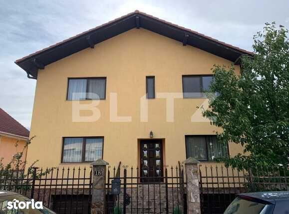 Oportunitate! Casă de vânzare cu etaj, zona Grigorescu, 274 mp...