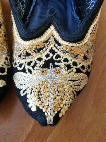 Родопски пантофи терлици