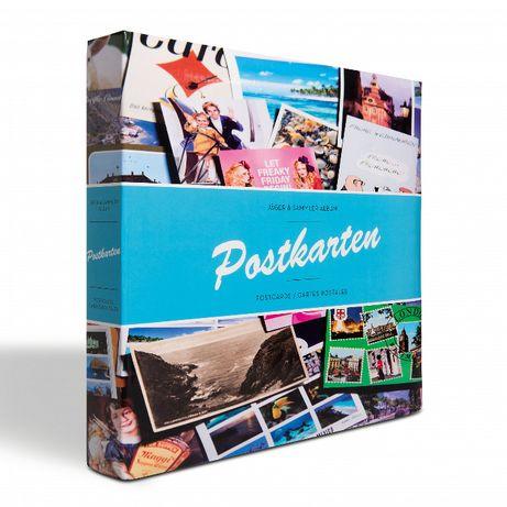 Албум за 600 броя пощенски картички с 50 листа - XXL