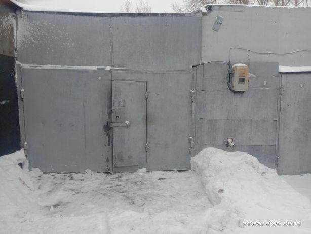 Сдам гараж на Циолковского