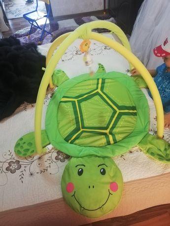 Продам детский коврик черепаха