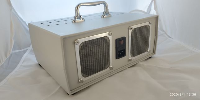 Generator OZON, ozonator, sterilizare Purificator Aer, 56G/h (2x28G)
