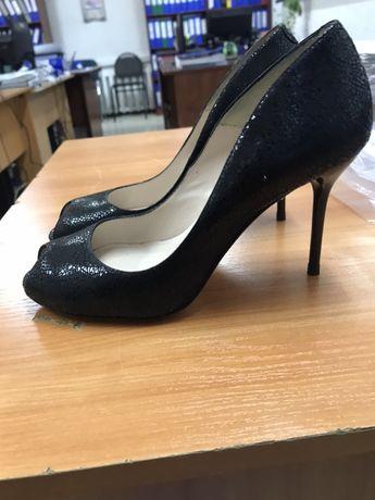 Туфли кожаные Braska