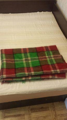 Родопско одеяло- ново- 100% вълна