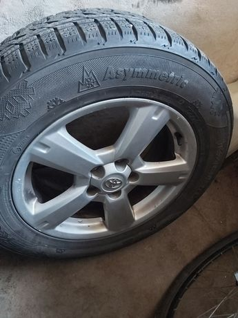 Джанти за Toyota RAV 4 2бр.