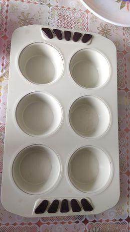 Формы для выпечки кексов Fissman
