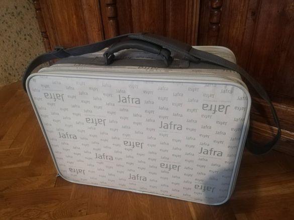 МАРКОВ професионален куфар - органайзер за козметика ГЕРМАНИЯ