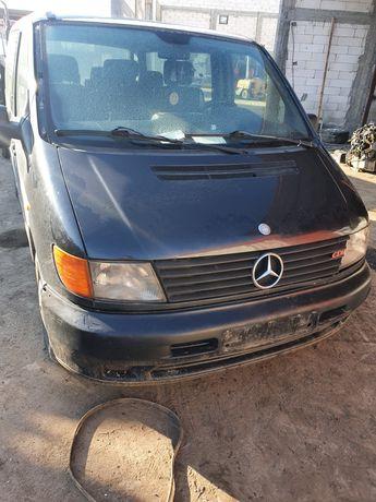Dezmembrez Mercedes vito euro 3 2.2 cc manuala 8+1 locuri