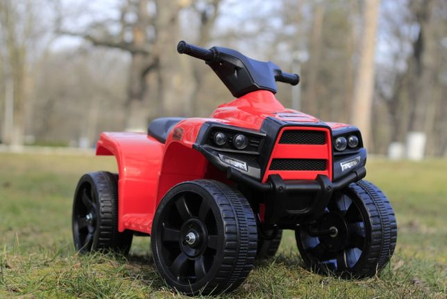 Mini ATV electric PANDA 25W STANDARD #Rosu