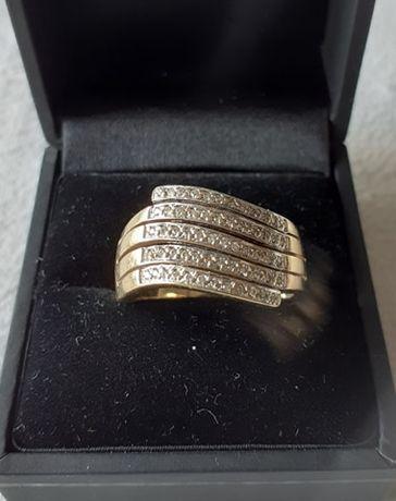 Златен пръстен. Дамски.
