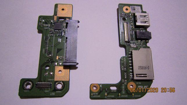 Ноутбук Asus X555UJ, i5-6200u на разбор.
