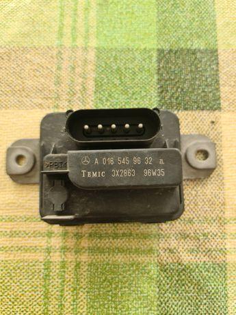 Срочно продам оригинальный  регулятор оборотов вентилятора охлаждения