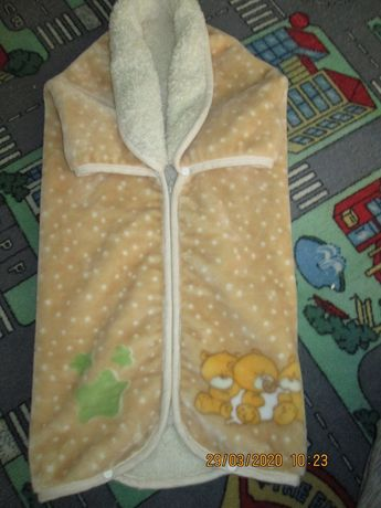 одеяло тип портбебе