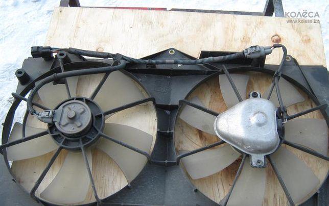 Вентилятор радиатора тойота камри 30