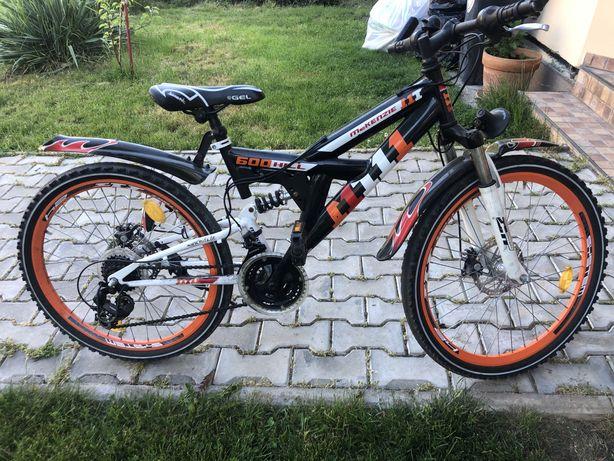 Bicicleta McKenzie Hill