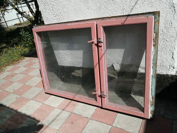 Окна деревянные 177 на 116 см