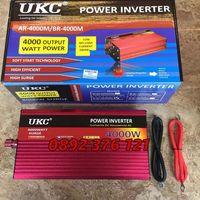 ВИСОКОКАЧЕСТВЕН инвертор UKC 4000W 12V / 24V / 220V, Инвертер 4000В