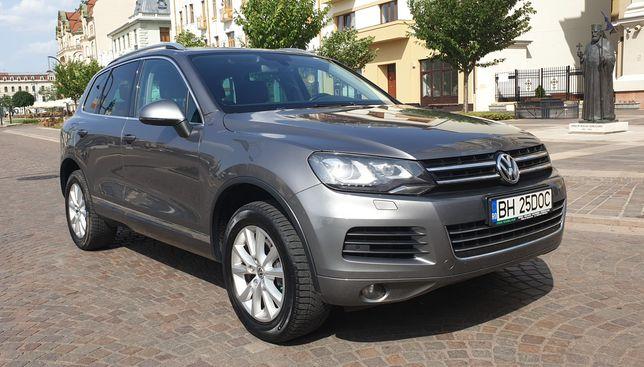 Vand VW TOUAREG  2012