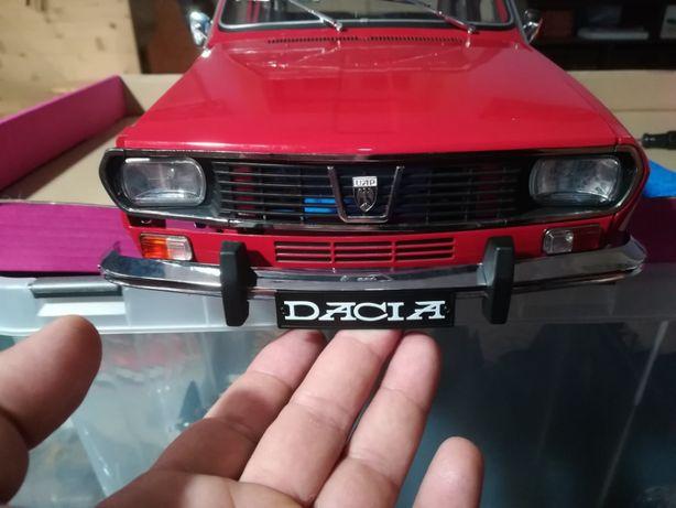 Vând macheta Dacia