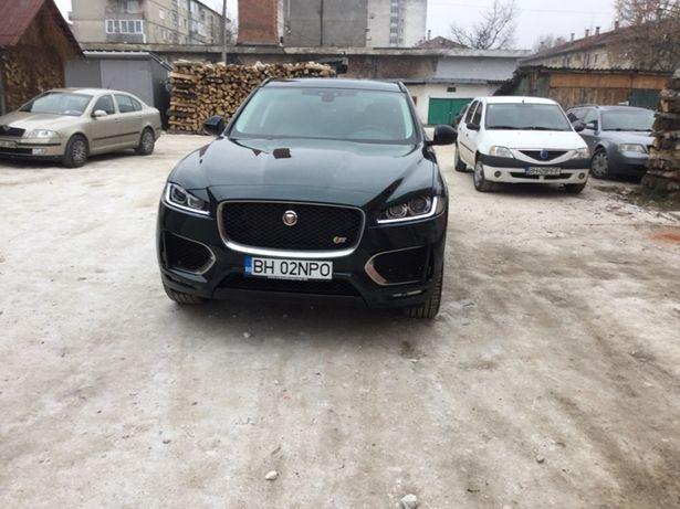 Jaguar F Pace 3.0 Diesel 2017