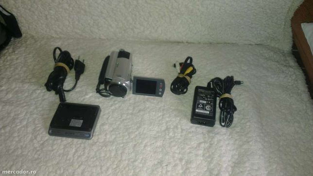 Camera video cu Hard Disk Sony DCR-SR30