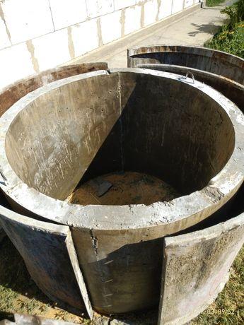 Продам жби кольца для литья бетонных колец