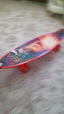 Пенниборд скейтборд