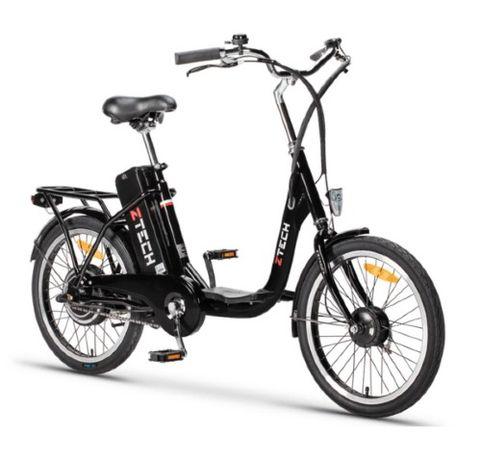 Bicicleta Electrica Z-Tech ZT-07-A, Motor 250W, Acumulator Li-Ion 36V