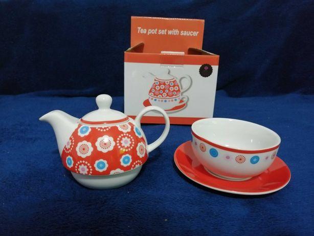 Set ceainic