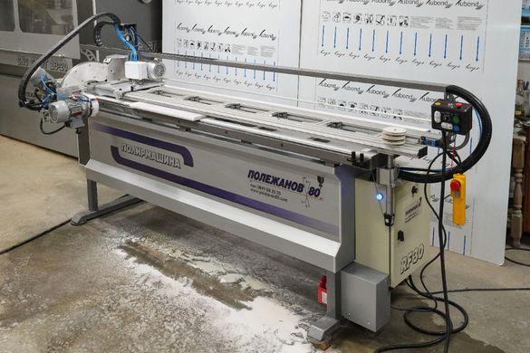 Автоматична машина за челно полиране на мрамор и гранит полирмашина
