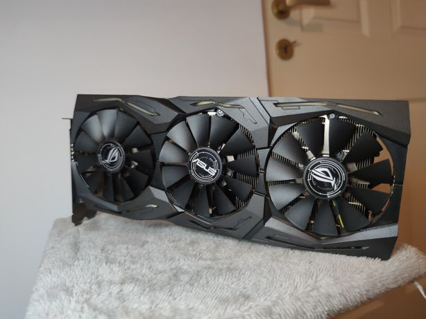 Placa video asus rog strix 1080 Ti
