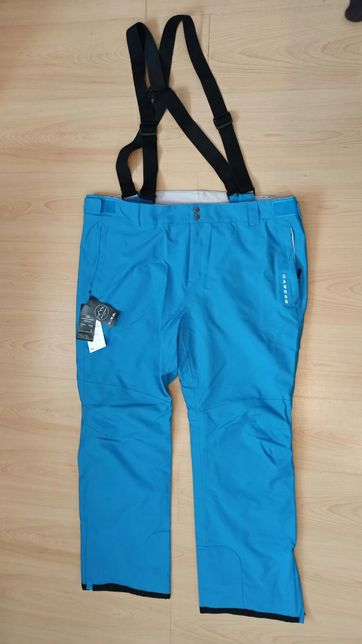 Pantaloni salopeta ski schi sky snowboard Dare 2B munte impermeabili
