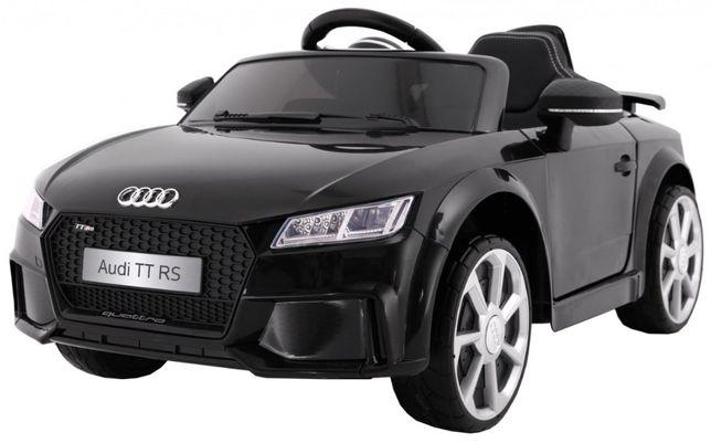 Masinuta electrica pentru copii AUDI TT RS QUATTRO (JJ1198) Negru