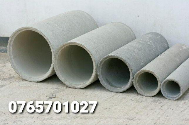 Tuburi din beton vibropresat