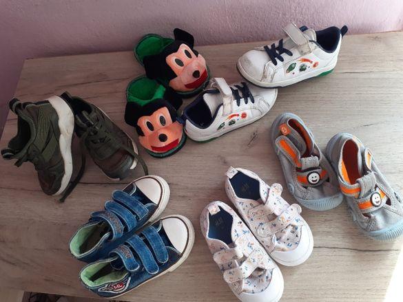 Обувки и пантофи от 20 до 25 номер Колев и Колев, Waikiki, H &n M
