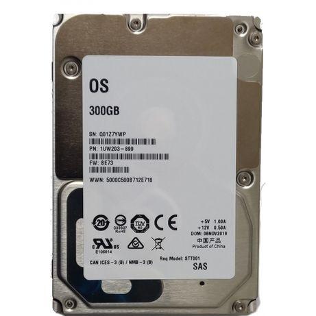 "Hard Disk Server 300GB 2.5"" 512e 256MB 15k Seagate Enterprise- NOU"