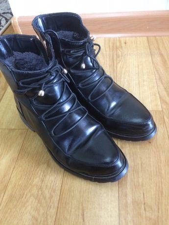 Ботинки размер 36