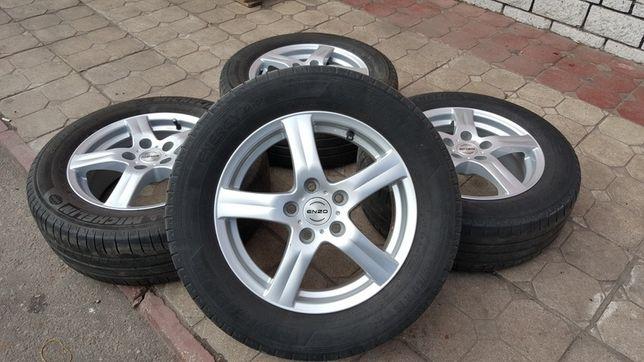 Jante Enzo 6.5x16 et 48 5x114,3