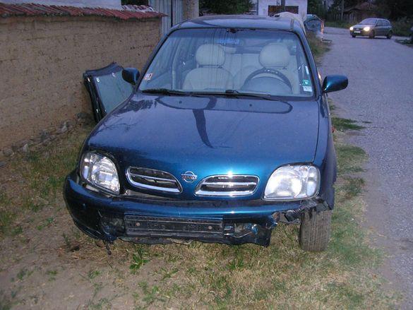 Нисан Микра K11, Nissan Micra к11, facelift