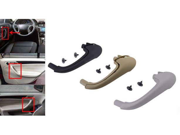 Maner interior usa Mercedes C-Class W203