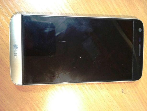 Смартфон сотовый мобильный телефон LG модель G5